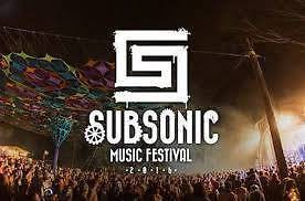 Subsonic music GA festival ticket Mona Vale Pittwater Area Preview