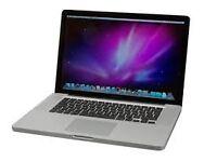 Apple laptop needed urgently i5 or i7