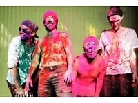 Red Hot Chilli Peppers & Accommodation (London 17th-19th December)