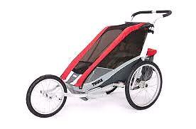 Thule Chariot Running Stroller/trailer