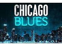 BLUES/JAZZ DRUMMER needed for CHICAGO BLUES BAND
