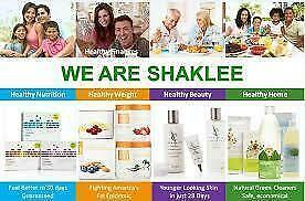 Shaklee: Naturally sourced products that address almost all health issues: