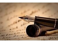 Freelance Writer, Editor and Tutor