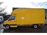 Luton Van With Tail Lift Facilities (Man And Van Cheaper Removal Services) All London/Outside 24/7
