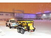 Self Employed Driver for winter gritting in Fife and surrounding area