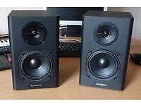 Kurzweil KS40A Active Studio Monitors - Black