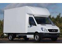 Van Driver Porter to Drive Mercedes 3.5 T Luton Van