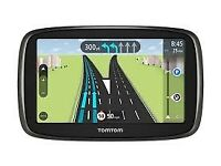 TOMTOM START 50, SAT NAV. UK & IRL. LIFETIME MAP UPDATES.