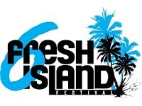 Fresh Island Festival VIP Tickets - 2 available
