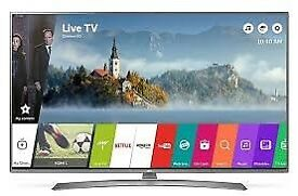 LG 49UJ701V 49 Inch Smart 4K Ultra HD HDR LED TV