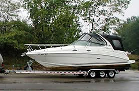 Boat Trailer Pre Purchase Inspection