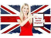 Private English conversation and grammar lessons only £10.