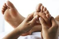 Reflexologist at your home or work