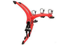 NEW Saris Bones 3 Bike Rack-Orange