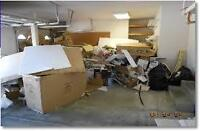 Clean up, Junk Removal Services