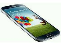 Samsung Galaxy S4 Brand new condition black colour! ! Unlocked 4G 16 gb ready to go