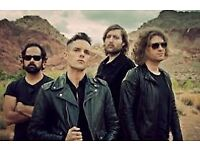 The Killers Sheffield Areans
