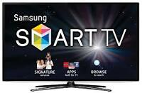 "SPECIAL TV Samsung 50"" 1080p  LED Smart TV 24 MOIS GARANTIE"