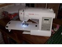 Singer Brilliance 6180 sewing machine almost new