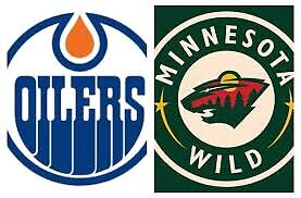 MAKE ME AN OFFER WAY BELOW FACE Club seats Oilers vs Wild Jan 31