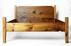 """Heritage Woodworking """"Queen Bed Frame"""" Kingston Kingston Area image 6"""