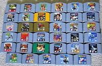 We Are Interested to Buy NES,SNES&N64 Games,Systems&Accessories
