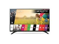 "TV LG 49"" smart led Brand New"