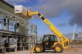 Telehandler/Forklift Driver looking for Work