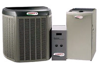Ductless/ ducted heat pumps