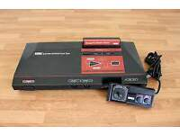 sega master systems one and two 1 n 2