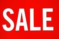 OVERSTOCK BED SHEET --- ONE DAY SALE ---......75% OFF RETAIL