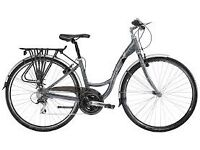 fasinating trek hybrid bike... bought for £350... in excellent condition...