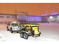 OAKTREE SCOTLAND is looking for a self employed driver for winter gritting - Edinburgh