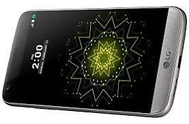 "New LG G5 H850 5.3"" Display 32GB 4G Lte 4GB Ram Silver UNLOCKED smartphone"
