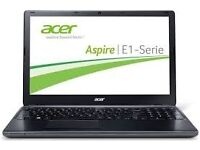 PROFESSIONALLY REFURBISHED ACER ASPIRE E570 LAPTOP 4GB RAM 500GB HDD INTEL i5 MS OFFICE 6 MTH WRNTY