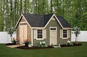 Custom Amish & Canadian Built Sheds and Small Cabins Gatineau Ottawa / Gatineau Area image 1