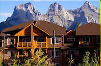 Elkhorn at Falcon Crest in Canmore Alberta