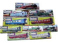 Wanted any Model Railway: Rolling stock; Locomotives; Track; Controllers; etc.