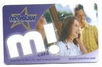 Metrobus M-Card
