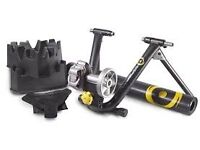 Cycleops Fluid 2 Bike Turbo Trainer and Training Kit