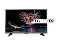 Brand new in box 32 inch LG LED backlit tv