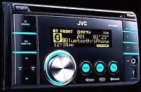 JVC Double Din Usb/aux/cd/ Bluetooth with Usb connection