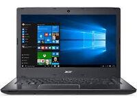 "Acer TravelMate P249-M-50YB - 14"" - Core i5 6200U - 4 GB RAM - 500 GB HDD (BRAND NEW)"