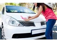 Pass With Automatic Female Driving School - Ladies Driving Lessons - ADI Registered - Leeds
