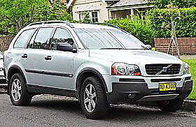 Looking for volvo xc90 2005 and newer