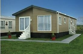 Lodge for sale in Essex steeple bay holiday park