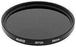 58mm Multithreaded Glass Filter Includes Lens Adapter Haze for Canon Powershot A570 is UV 1A Multicoated