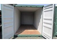 20ft storage container for hire, storage unit
