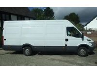 Man and van , delivery service , removals service
