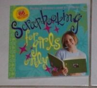 Scrapbooking for girls book for sale